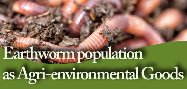Earthworm population as Agri-environmental Goods