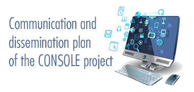 Communication and dissemination strategy of the CONSOLE project