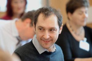 Blaz Kurnik, an expert from the European Environment Agency