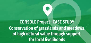 Conservation of grasslands and meadows of high natural value through support for local livelihoods