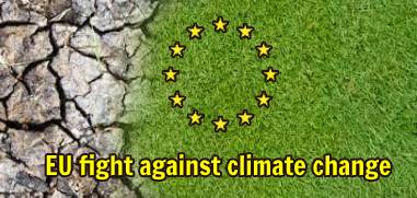 EU fight against climate change