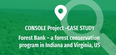 Forest Bank – a forest conservation program in Indiana and Virginia, US