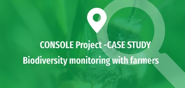 Biodiversity monitoring with farmers