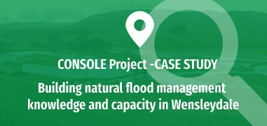 Building natural flood management knowledge and capacity in Wensleydale