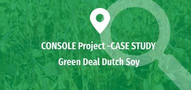 Green Deal Dutch Soy